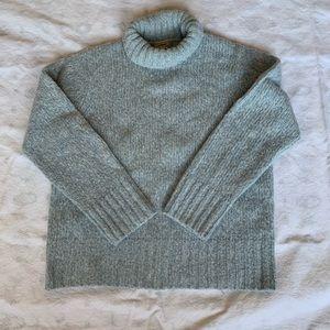 LL Bean Turtleneck Wool-Blend Sweater XL